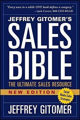 Jeffrey Gitomer - The Sales Bible