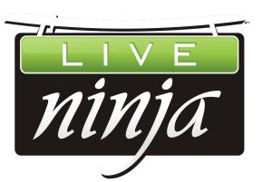 Live Ninja logo