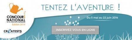 banniere concours national creation entreprise 2014