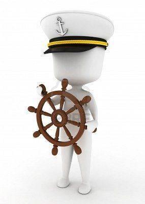 Capitaine de navire for Idee auto entrepreneur sans diplome