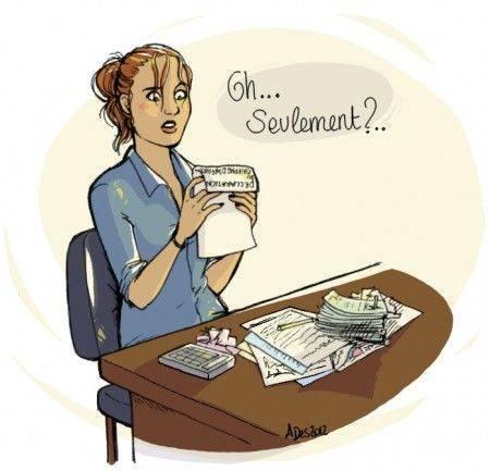Declarer chiffre d'affaires facture ou paye