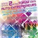 Forum des Auto-Entrepreneurs 27 septembre 2012
