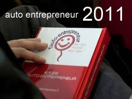 Guide Auto Entrepreneur 2011