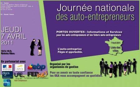 Portes Ouvertes Auto Entrepreneur