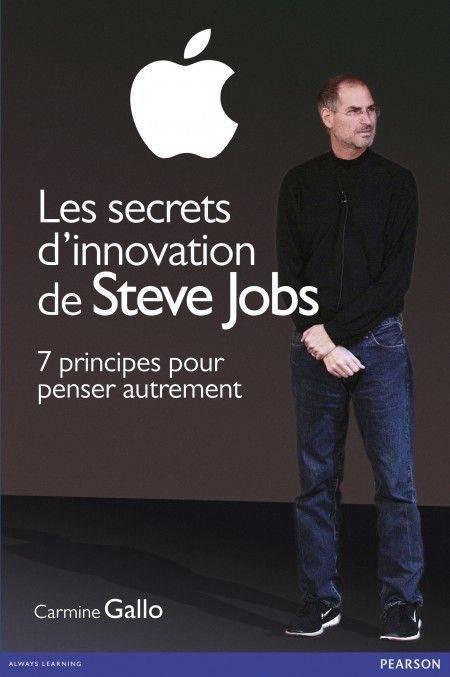 Couverture du livre Les Secrets d'Innovation de Steve Jobs