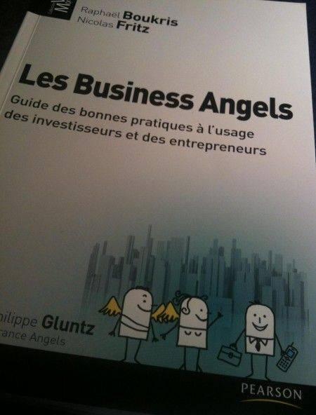 Livre Auto Entrepreneur : Trouver un Business Angel