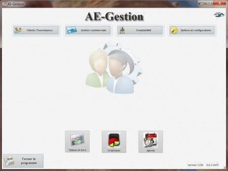 Dashboard Logiciel Gestion Auto Entrepreneur