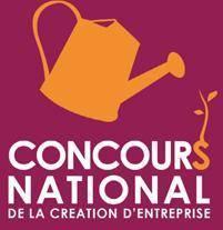 Logo du concours national de la creation d'entreprise