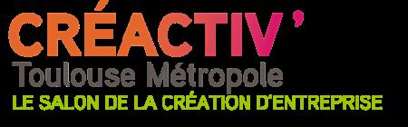 logo creactiv toulouse metropole creation entreprise