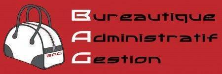 Logo de l'entreprise de service BAG créée en auto entrepreneur en 2011