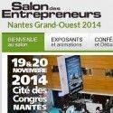 Salon des entrepreneurs à Nantes les 19 20 novembre 2014