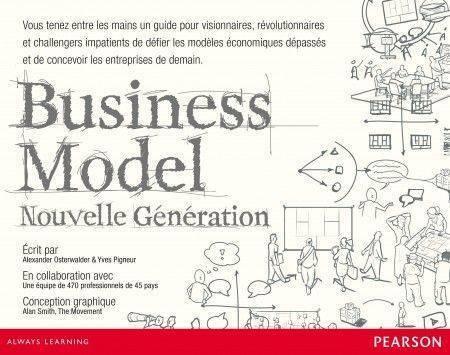 Couverture du livre Business Model Nouvelle Génération