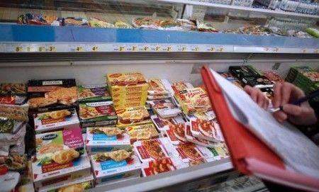 observation de clients au supermarché