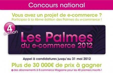 Les palmes du e-commerce 2012