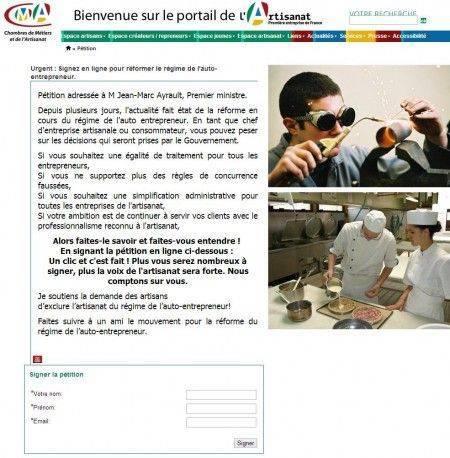 petition-contre-autoentrepreneur-cma-2013