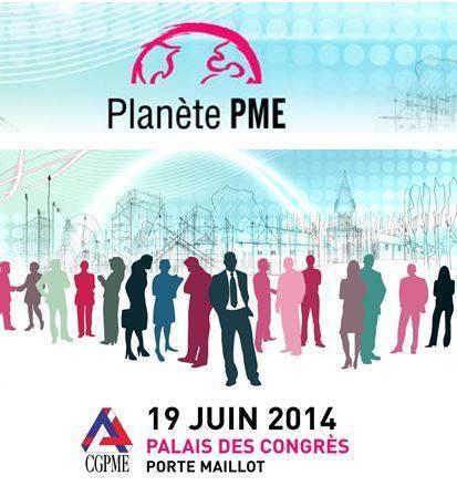 Salon plan te pme le 19 juin 2014 paris for Salon des pme