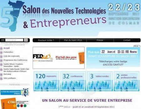 auto entrepreneurs 4 salons pro gratuits en septembre