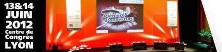 Salon des Entrepreneurs à Lyon les 13 et 14 juin 2012