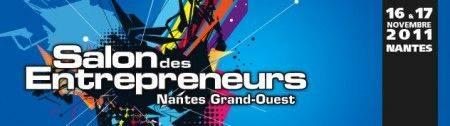 Salon Entrepreneur Nantes Grand Ouest 2011
