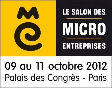 Salon Micro Entreprise à Paris du 9 au 11 octobre 2012