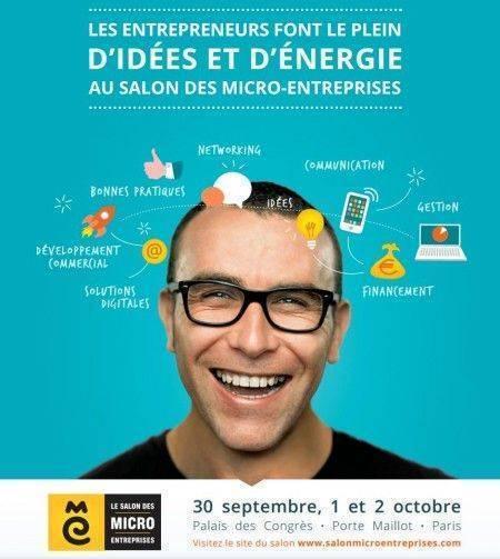 Salon des micro entreprises du 30 septembre au 2 octobre - Salon micro entreprises ...