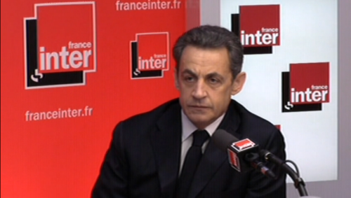 sarkozy-france-inter