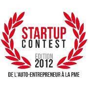 Logo de la Startup contest 2012 : concours de création d'entreprise