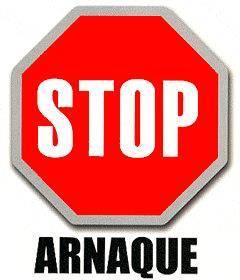 stop arnaque