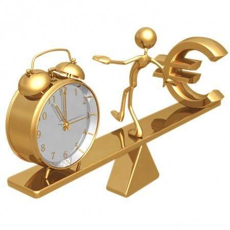 Mesurer la valeur de son temps
